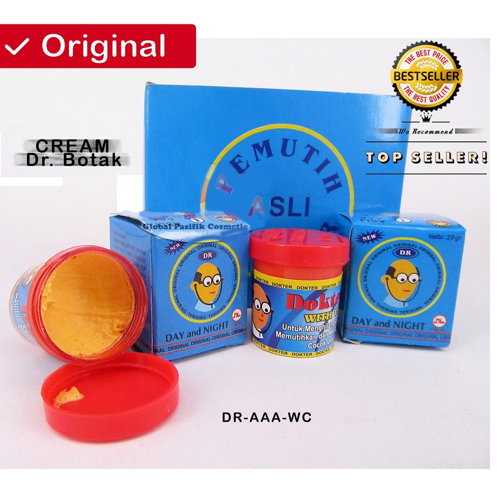 Cream Dokter Botak/ pemutih dokter/ cream DR