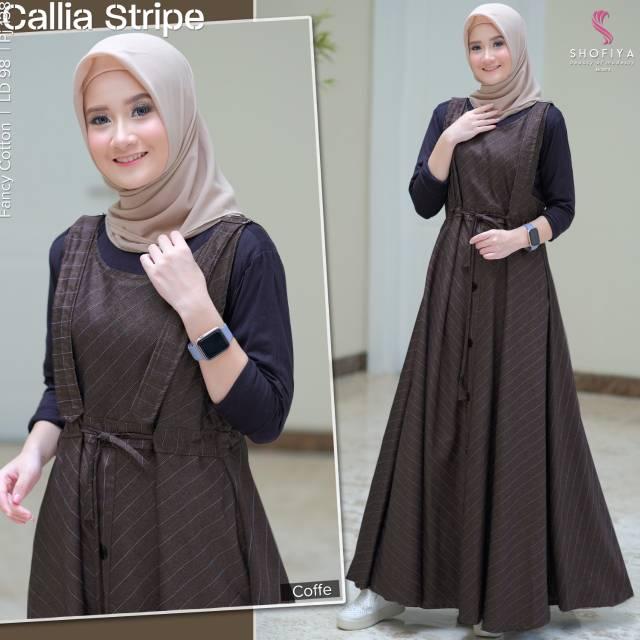 Callia Stripe Shopee Indonesia