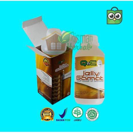 Salep Untuk Luka Ulkus Dekubitus Jelly Gamat Emas Qnc 100 Original Shopee Indonesia