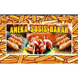 Contoh Banner Toko Beras - contoh desain spanduk