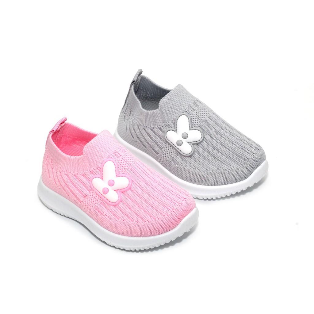 Sepatu Anak Perempuan Slip On Fashion Import 268