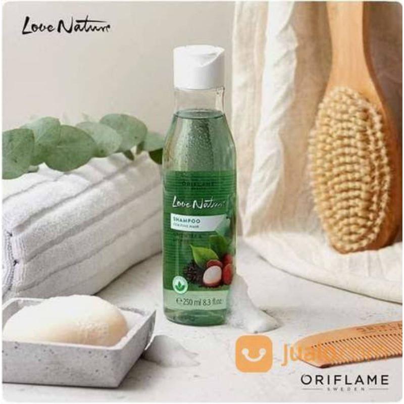 Shampoo Love Nature For Fine Hair-2