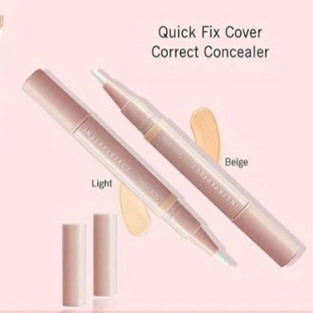 Wardah Instaperfect Quick Fix Cover Correct Concealer | Shopee Indonesia