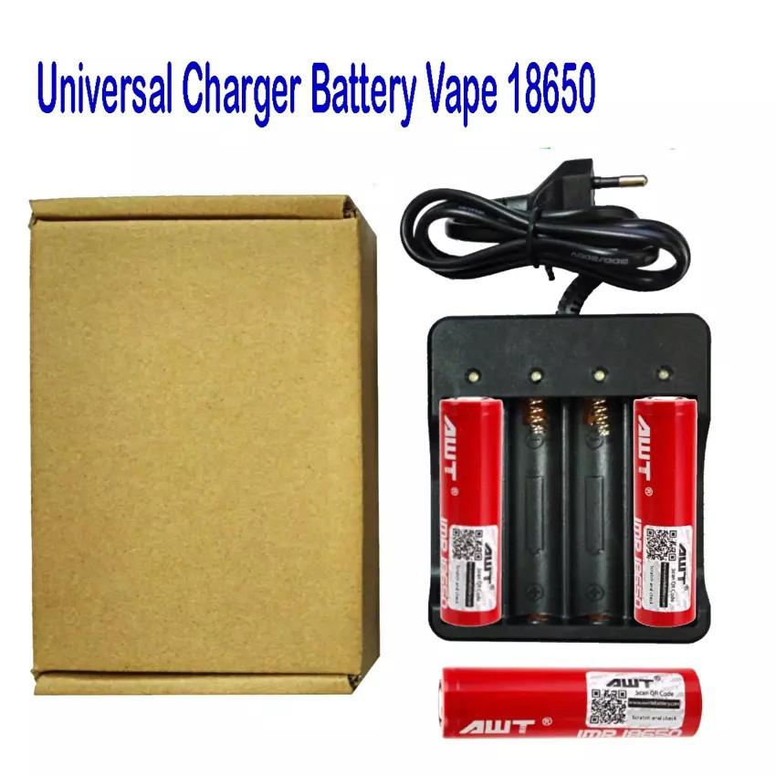 Charger Baterai Brillipower BIC-2 18650 2 slot battery vape vapor ori | Shopee Indonesia