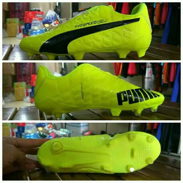 Sepatu Bola Puma Evo Speed Bahan Sisa Original Sepatu Puma Puma