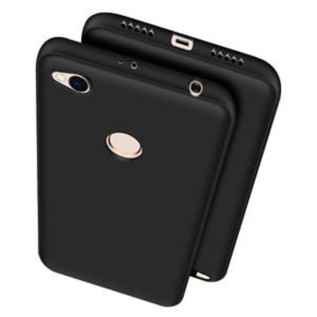 Case black TPU slim Matte Oppo A37 / Neo 9 case glare sofcase back case | Shopee Indonesia