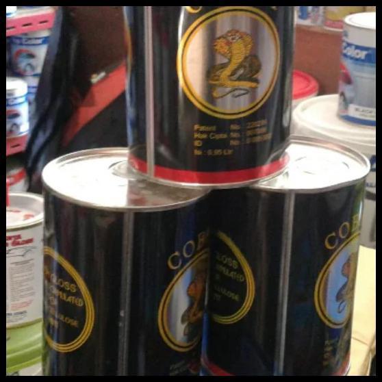 Thinner Cobra Hitam 1Liter Pcp438