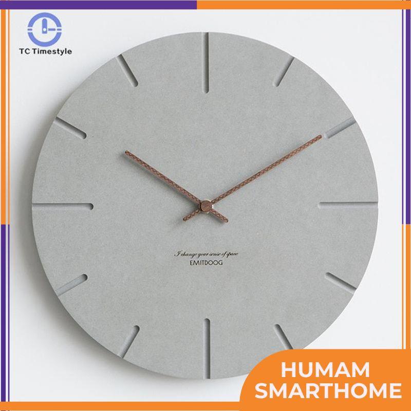 Jam Dinding Unik Dekorasi Dinding Wall Clocks Modern Design Creative Watch Minimalist Living Room Shopee Indonesia