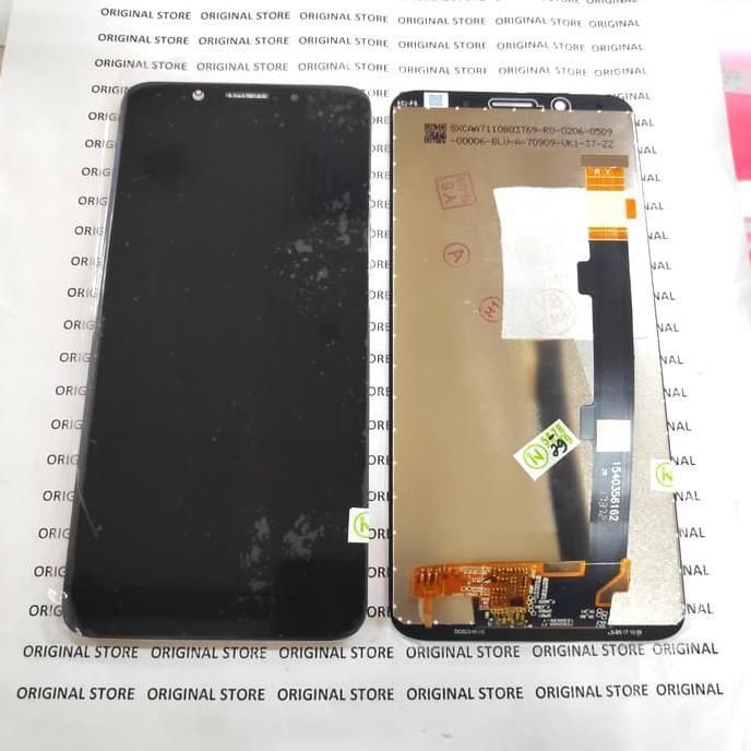 **BISA COD** LCD TOUCHSCREEN OPPO F5 ORIGINAL LCD OPPO F5 YOUTH - Putih