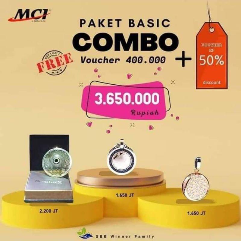 PAKET COMBO MCI-PAKET MCI-KALUNG MCI-PENDANT MCI-KALUNG GELANG KESEHATAN
