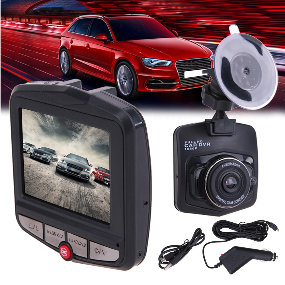In Car Camera >> Hd 1080p Auto Dvr Mini Car Camera Perekam Video Digital Dengan Fungsi Malam