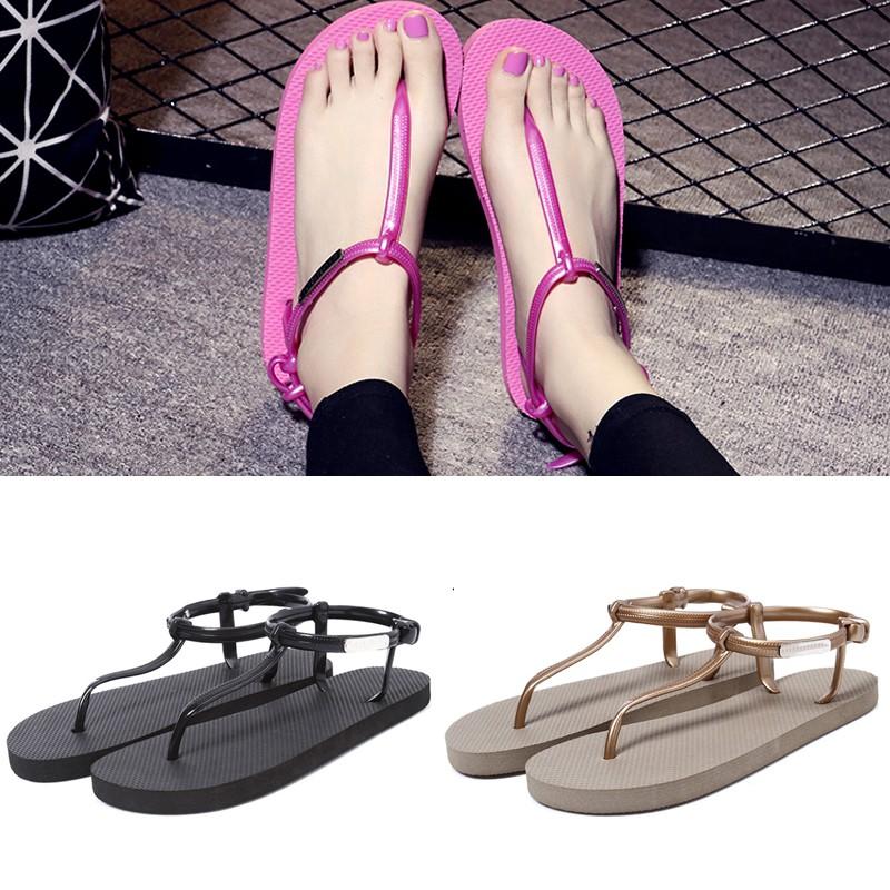 Belanja Online Flip Flop   Sandals - Sepatu Wanita  af3633f82a