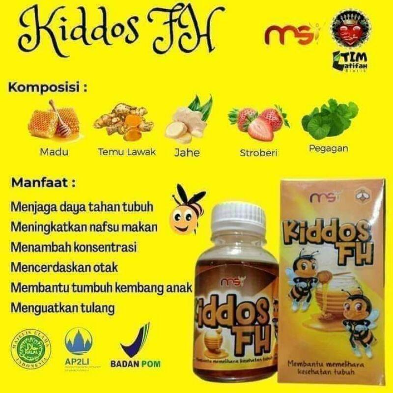 Madu Kiddos Fh Msi Original | Shopee Indonesia