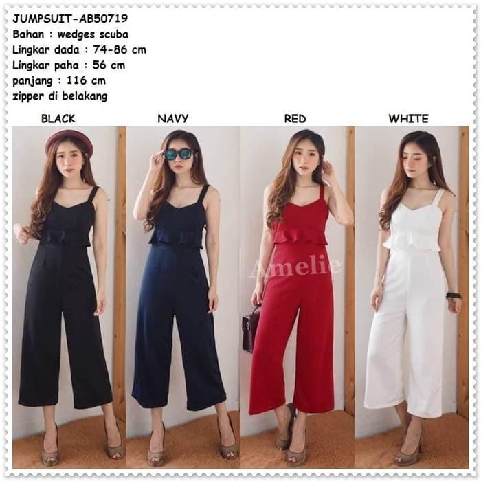 baju import - Temukan Harga dan Penawaran Jumpsuit   Overall Online Terbaik  - Pakaian Wanita Februari 2019  533c26db63