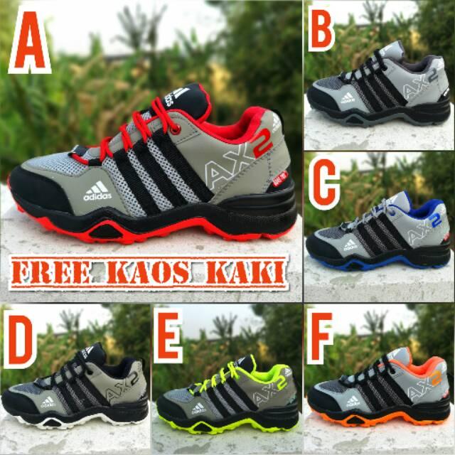 Adidas Ax2 Goretex Premium sneaker jogging running sepatu pria hot promo  free ongkir cuci gudang  81b983e6a5