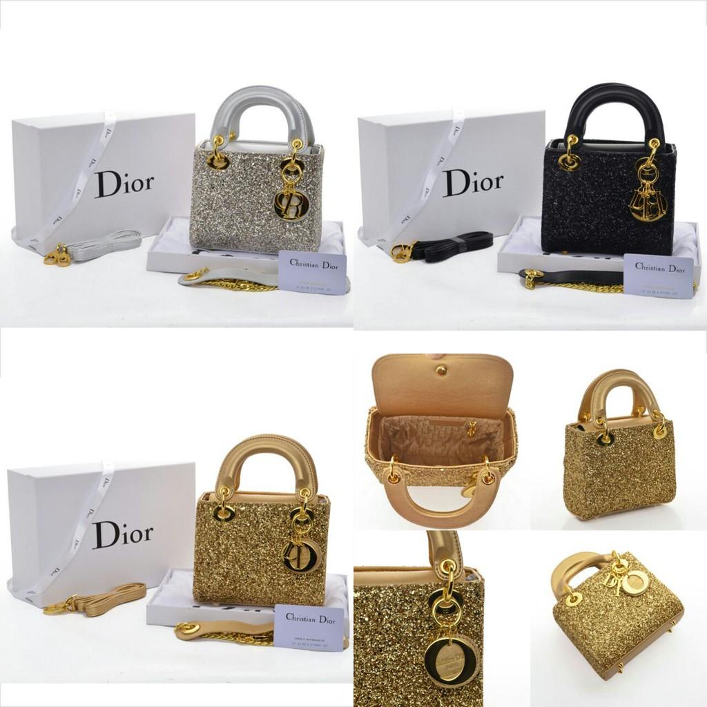 Lady Dior Glitter 1103 H  23dd38c585