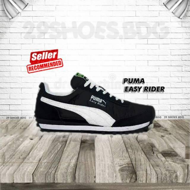 MURAH!!! Sepatu Puma Easy Rider Sneakers Kasual Sport Olahraga Pria Cowok  Running Lari Santai  fba26ebc0a