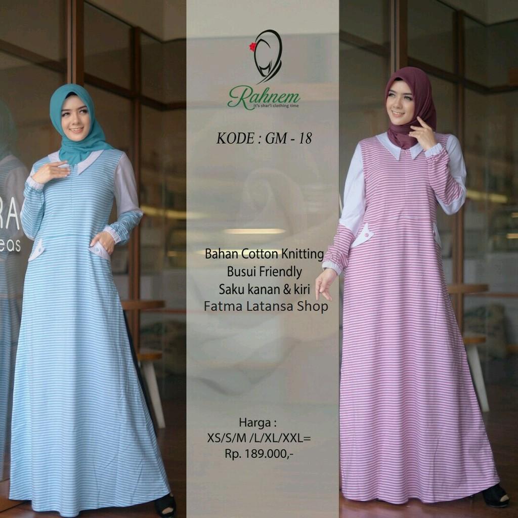 Harga Gamis Kaos Pakaian Wanita Terbaik Maret 2021 Shopee Indonesia