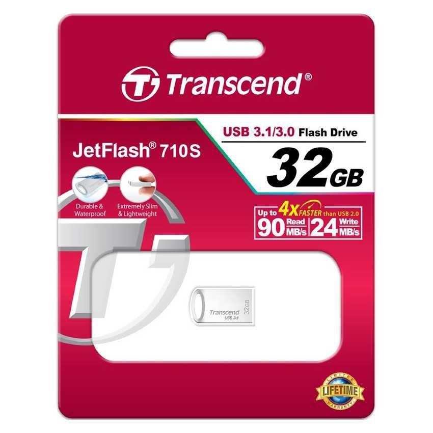 Transcend TS16GJF810 16GB JetFlash 810 USB 3.0 Flash Drive | Shopee Indonesia