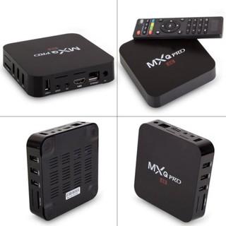MXQ PRO HD 4K Smart TV Box Android 7 1 Quad-core 2GB RAM 16GB ROM WIFI  2 4GHz