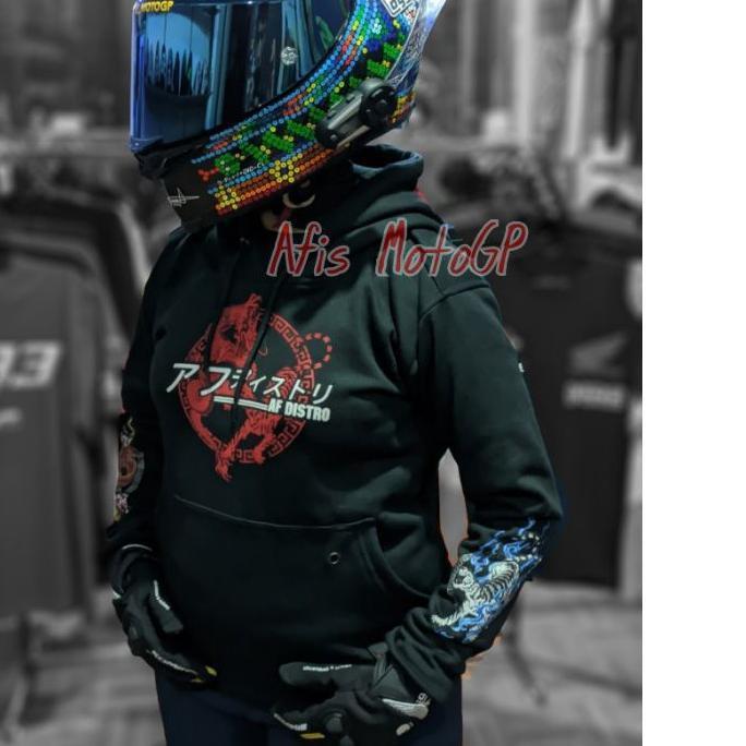 ❤ 2.2 ❤ Laku Keras hoodie sunmori japanese limited edition ride with style hoodie kohaku naga tiger
