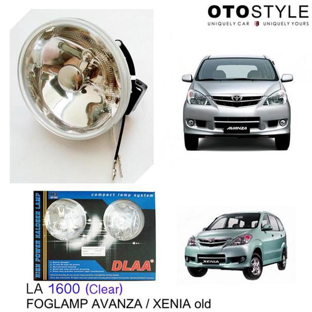 Lampu Foglamp Fog All New Avanza Xenia Grand Type E Lamp 2004 Complete Shopee Indonesia