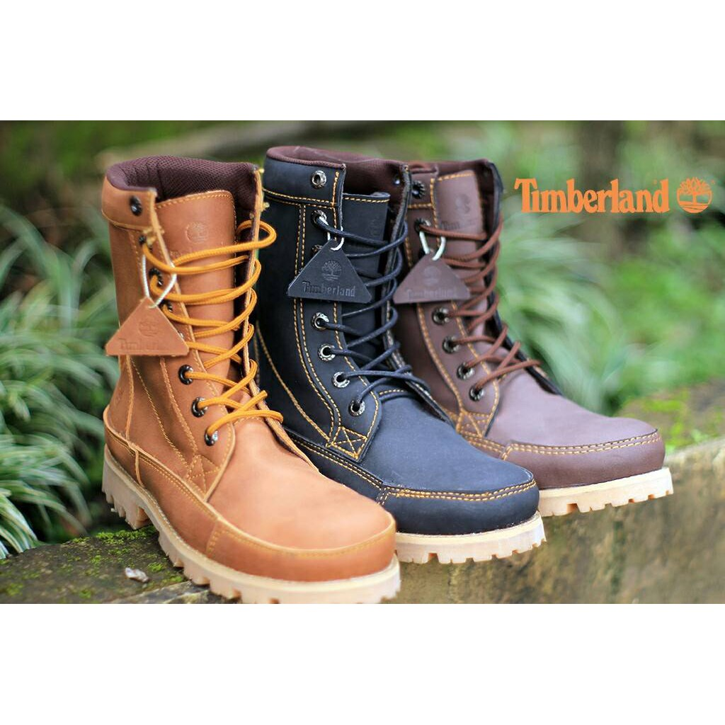 DNG  TIMBERLAND EARTH KEEPER ( TMB200545 ) - Sepatu Boots Safety Bikers 8  Hole Boot Touring  1f0ddd9a0f