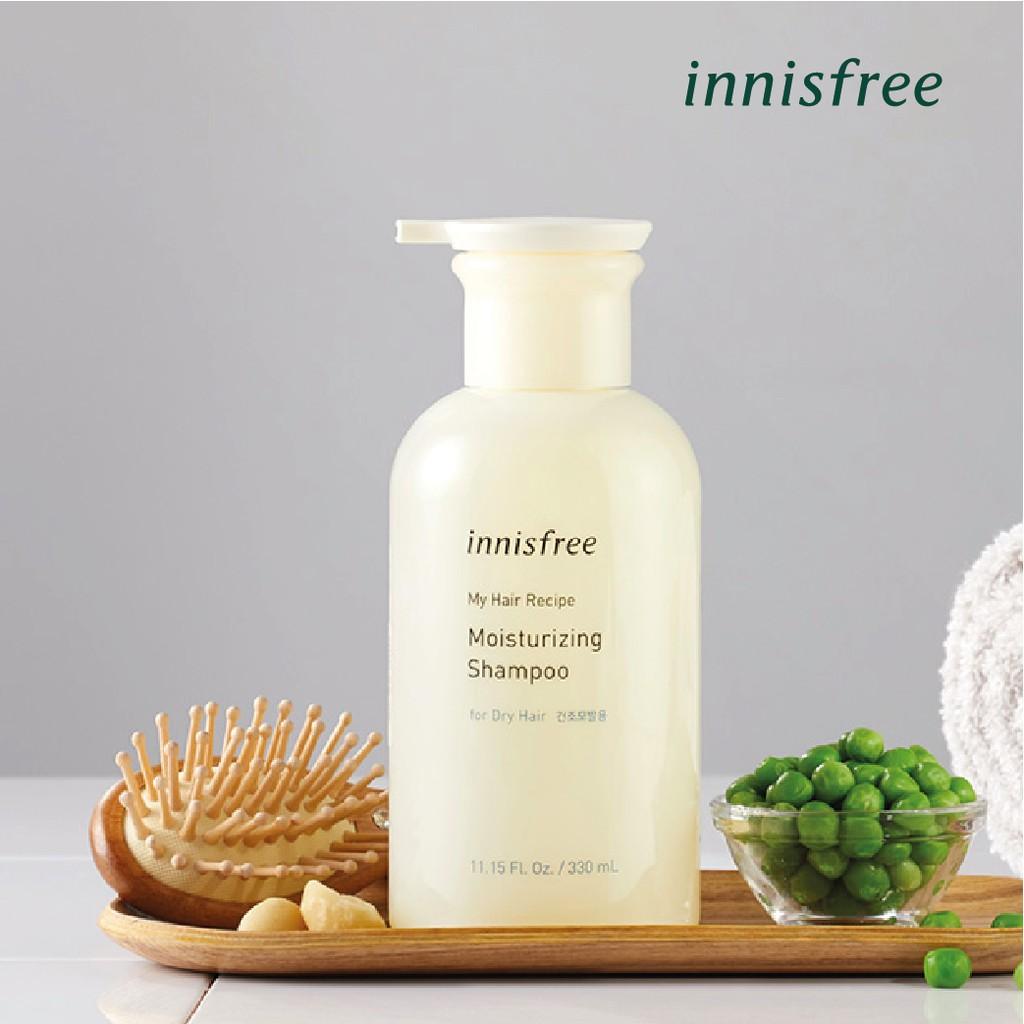 [innisfree] My Hair Moisturizing Shampoo 330ML-3