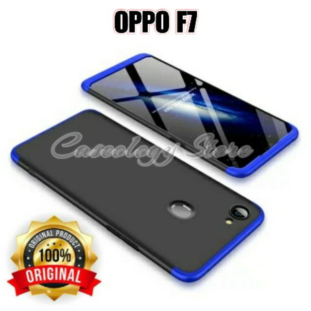 Oppo F7 Case Premium Original 360 Gkk Full Protection Case Oppo F7 Casing Oppo F7 Shopee Indonesia
