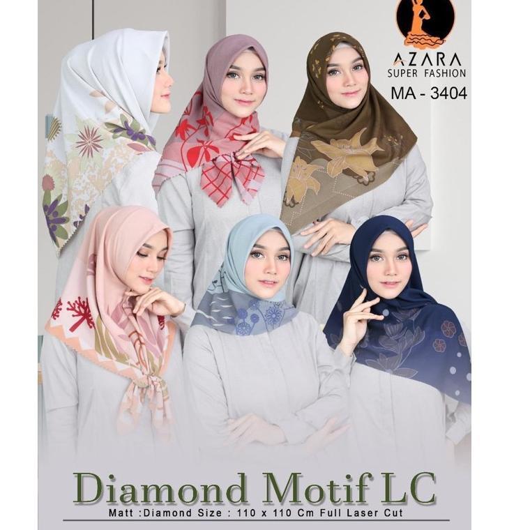 Big sale Diamond Motif Lc by Azara (MA-3404) B6P