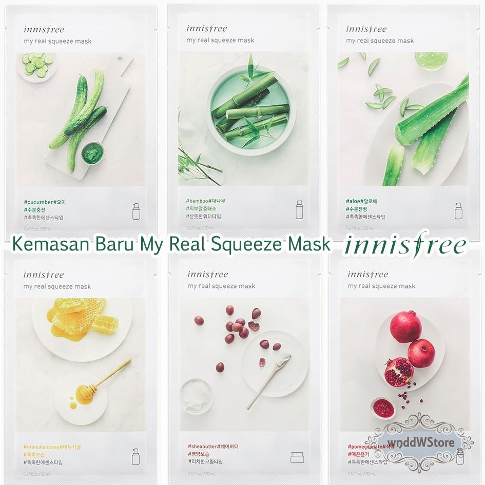 Nature Republic Real Mask Sheet Masker Wajah Korea Shopee Tcash Lebaran Miniso Headphones Indonesia