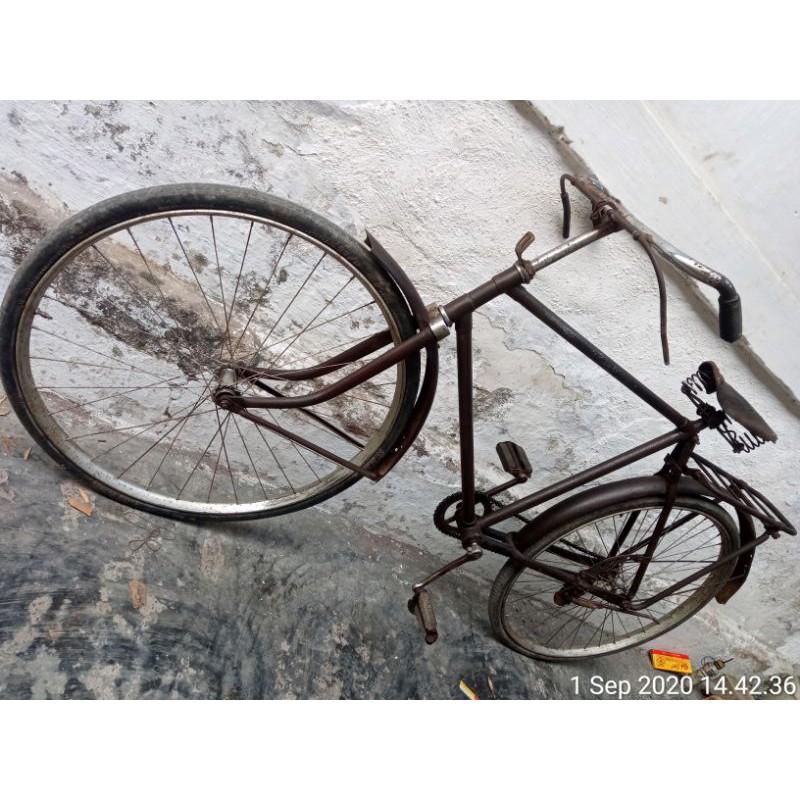 Sepeda Ontel Locomotif Shopee Indonesia