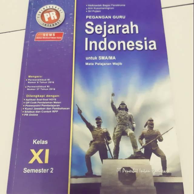 Kunci Jawaban Sejarah Indonesia Ilmusosial Id