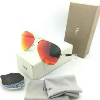 Kacamata Dior 1121 (5warna) fashion wanita cewek full set dd3e8d6616