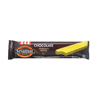 Selamat Wafer Chocolate 18 Gr