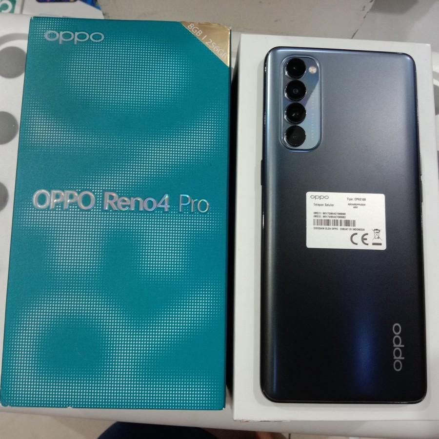 OPPO RENO 4 PRO 8/256GB SECOND FULLSET