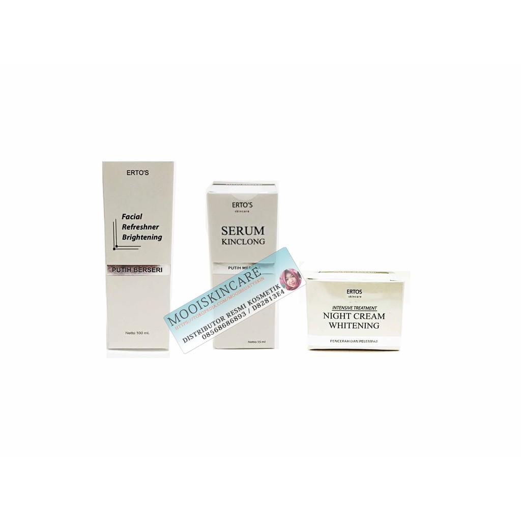 Ertos Cc Cream2 Cek Harga Terkini Dan Terlengkap Indonesia Paket Hemat Kekinian Facial Treatment And Night Cream 5 Produk Sk 2