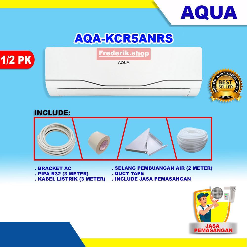 AC AQUA 0,5Pk AQA-KCR5ANRS AQAKCR5ANRS KCR5ANRS 5ANRS 0.5pk 1/2pk