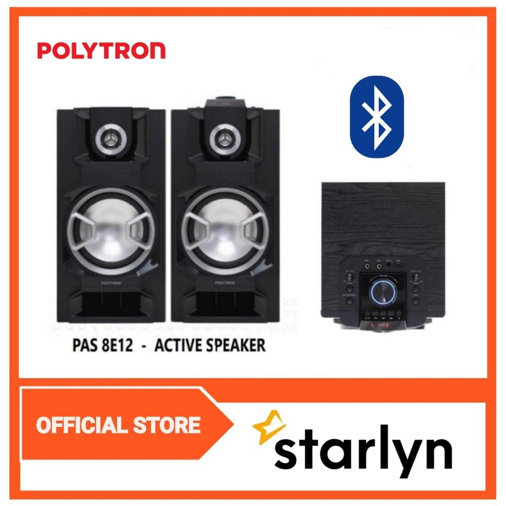 POLYTRON Active Speaker PAS 8E12