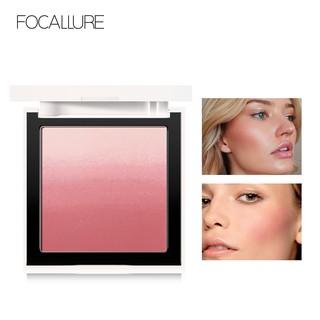 FOCALLURE Silky Powder Ombre Blush Face Makeup thumbnail