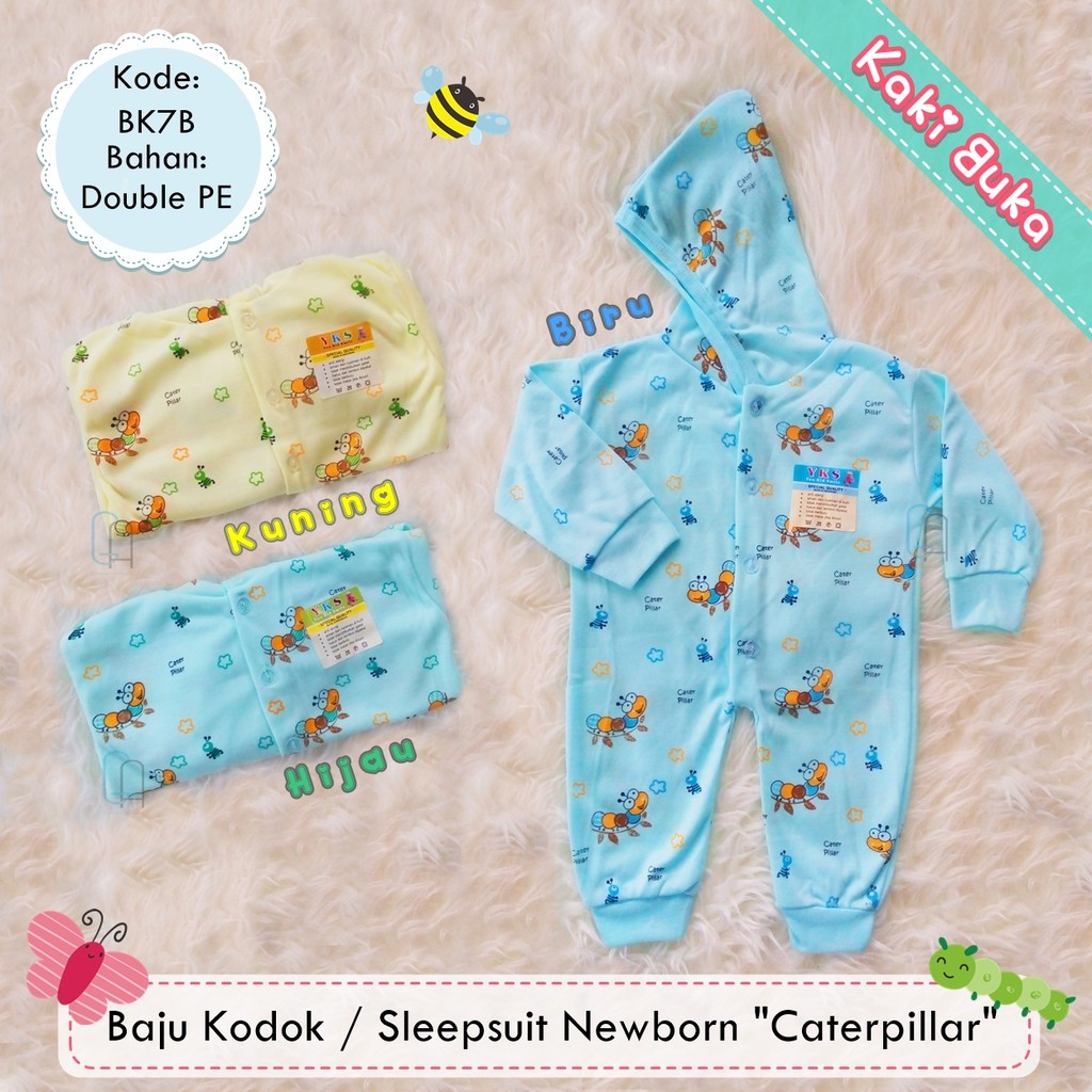 Libby Sleepsuit Jumper Newborn 0 3 Baju Kodok Shopee Indonesia Bayi 2 Pcs Karakter Baby Zebra
