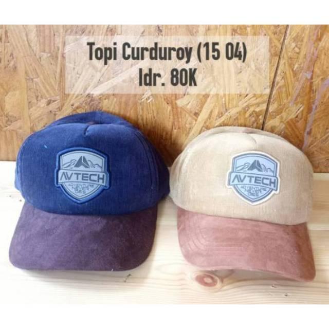 Topi Avtech Corduroy 1504 Original a255dadbe2
