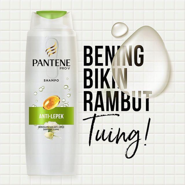 Shampoo Pantene Pro-V 130ml-Anti Lepek