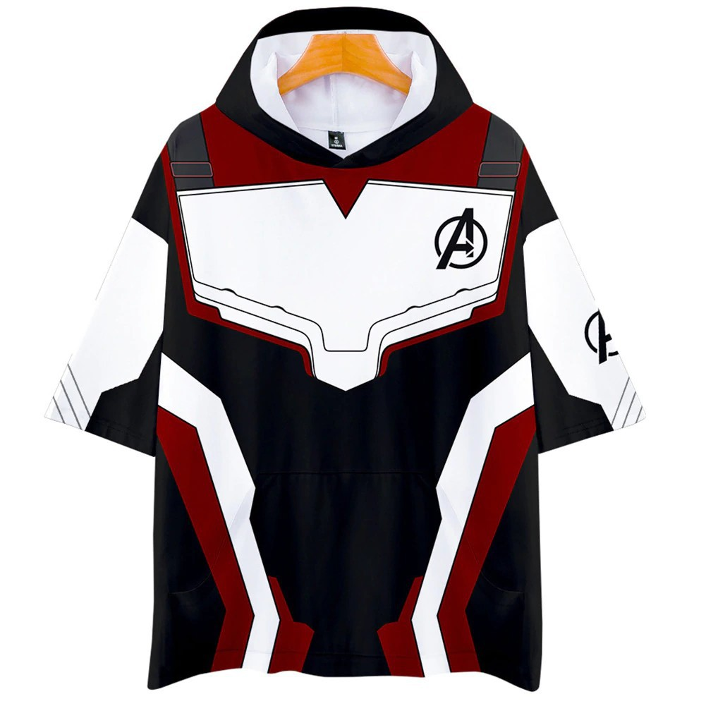 Avengers Thor 3D Printed T-shirts Long Sleeves Jersey Costume