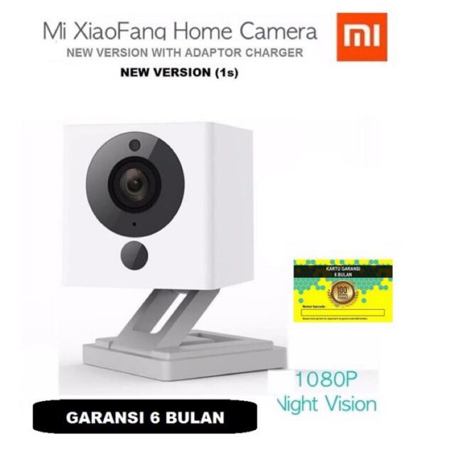 IP CAMERA XIAOFANG XIAOMI 1080p international versi kamera