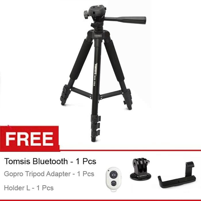 Tripod Takara ECO 183A - Setara Excell Promoss - for DSLR & Mirrorless | Shopee Indonesia