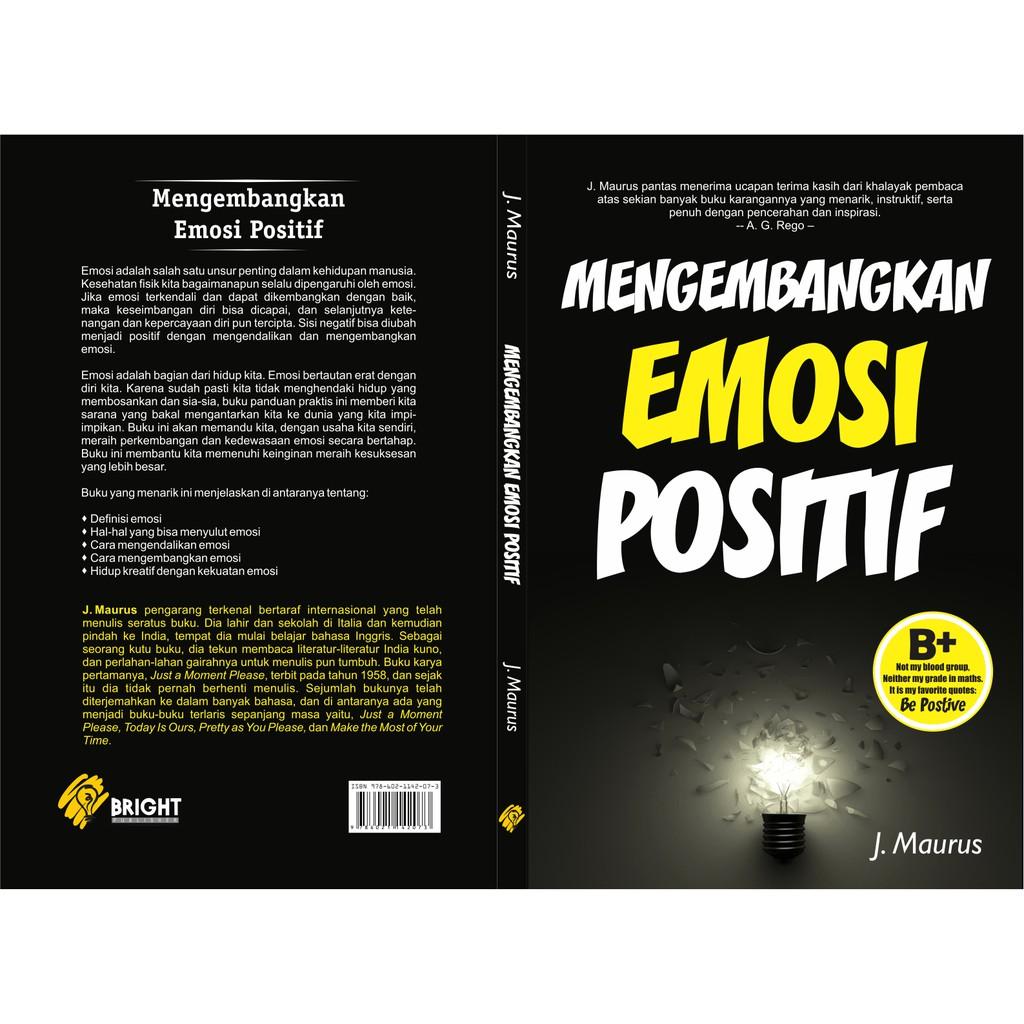 mengembangkan emosi positif bestseller shopee