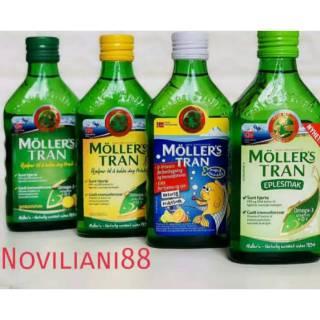 Mollers tran review