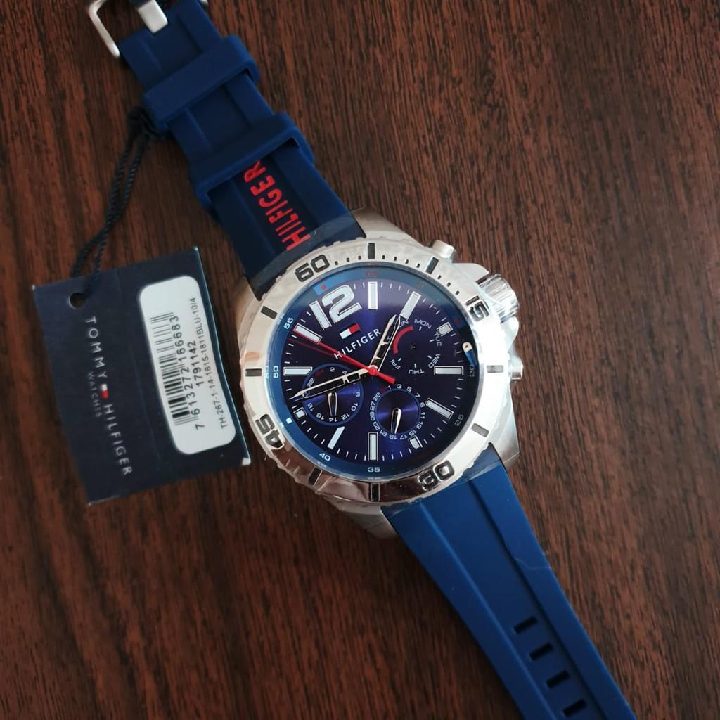 junto a excepción colegio  promo Tommy hilfiger 1791142 original jam tangan pria | Shopee Indonesia