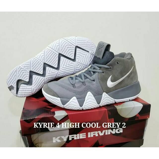 6449201f0d7 Sepatu basket nike kyrie 4 high cool grey 2